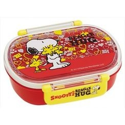 Skater - SNOOPY Oval Lunch Box