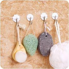 Eggshell Houseware - Wall Hooks (6pcs)