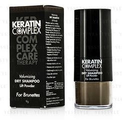 Keratin Complex - Care Therapy Volumizing Dry Shampoo Lift Powder (Brunettes)