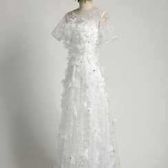 Gracia - Rosette Bridal Gown
