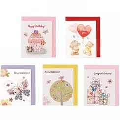 Full House - Greeting Card