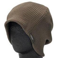 GRACE - Waffle-Knit Watch Cap