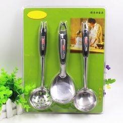 Evora - 三件套: 煮食勺子