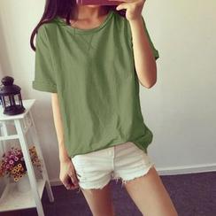 XGZ - 短袖純色T恤