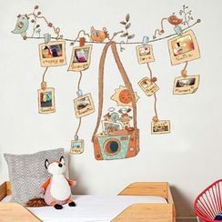 LESIGN - Travel Wall Stickers