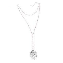 Seirios - Cutout-Pendant Long Necklace