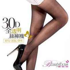Beauty Focus - Set of 6: Sheer Tights
