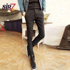 SIRIUS - Slim Fit Woolen Pants