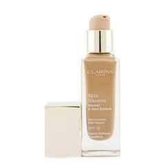 Clarins - Skin Illusion Natural Radiance Foundation SPF 10 - # 114 Cappuccino