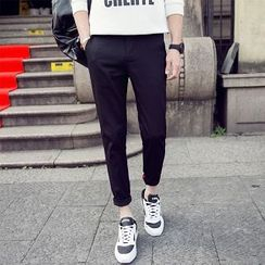 Y!SHIER - Cropped Pants