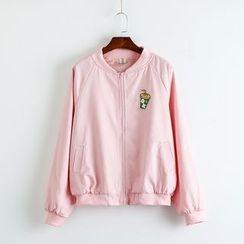 TOJI - Embroidered Jacket