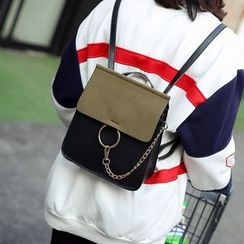 Bibiba - Chain Detail Backpack