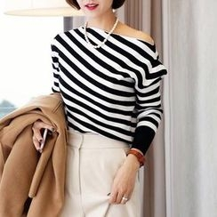 Jolly Club - Striped Pullover