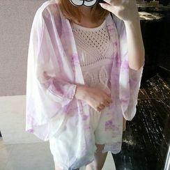 YUKISHU - Chiffon Kimono Jacket