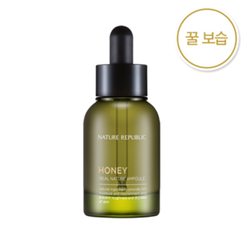 Nature Republic - Real Nature Ampoule Honey 30ml