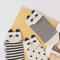Socka - Cartoon-Panda Socks