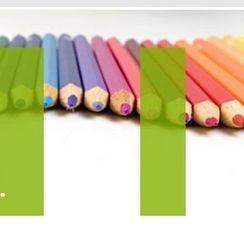 Bookuu - 水溶性彩色铅笔