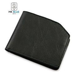 MR.BLUE - Genuine Leather Wallet
