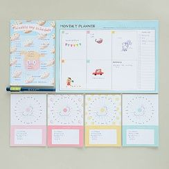 Show Home - Small / Medium / Large Printed Planner