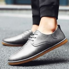 Ireoul - Lace Up Casual Shoes