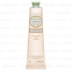 L'Occitane - Almond Velvet Hands SPF 15