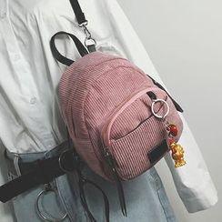 Hase Babe - Corduroy Mini Backpack