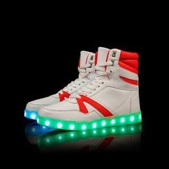 COUSO - LED High Top Sneakers
