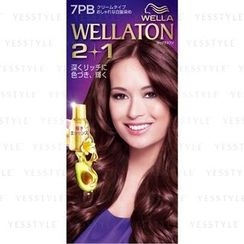Wella - Wellation 2 + 1 Hair Color (#7PB)