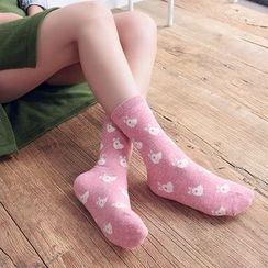 Socka - Pair of 4: Printed Socks