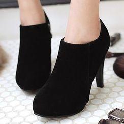 CITTA - High Heel Ankle Boots