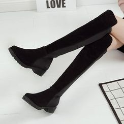Shoeland - Over The Knee Boots