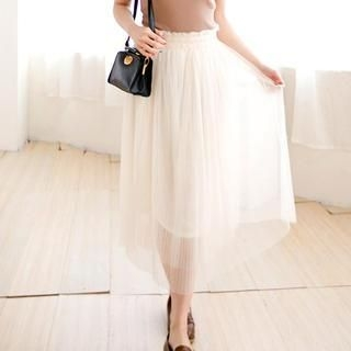 CatWorld - Maxi Tulle Skirt