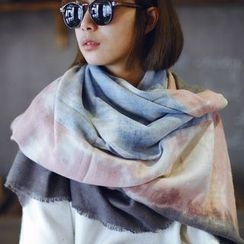 Lose Show - Printed Winter Scarf
