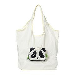 Morn Creations - 熊猫环保袋 (小)