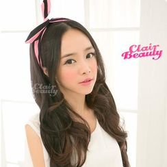 Clair Beauty - Long Half Wig - Curly
