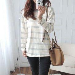 CYNTHIA - Striped T-Shirt