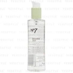 Boots - No7 Beautiful Skin Cleansing Water