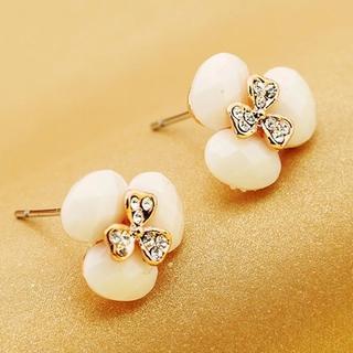 Trend Cool - Clover Earrings