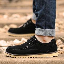 Preppy Boys - 縫線休閑鞋