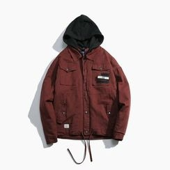 Dubel - Hooded Parka
