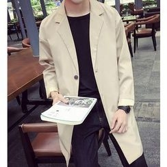 Zeesebon - Plain Lapel Coat