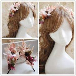 Neostar - Bridal Flower Hairband