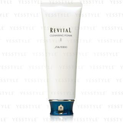 Shiseido - Revital Cleansing Foam I (Normal to Oily Skin)