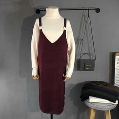 Coolvibe - Knit Jumper Dress