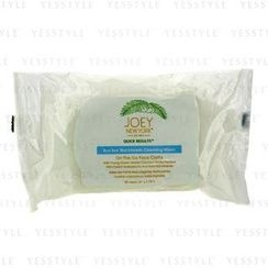 Joey New York - Quick Results Bye Bye Blackheads Cleansing Wipes