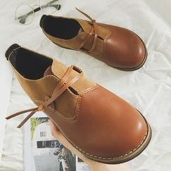 SouthBay Shoes - Panel Loafers