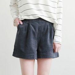 Piko - Corduroy Shorts
