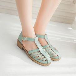 ZIMA - Closed Toe Sandals