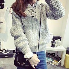 芙苪FR - 麻花针织毛衣