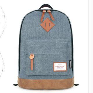 Mr.ace Homme - Contrast-Color Backpack
